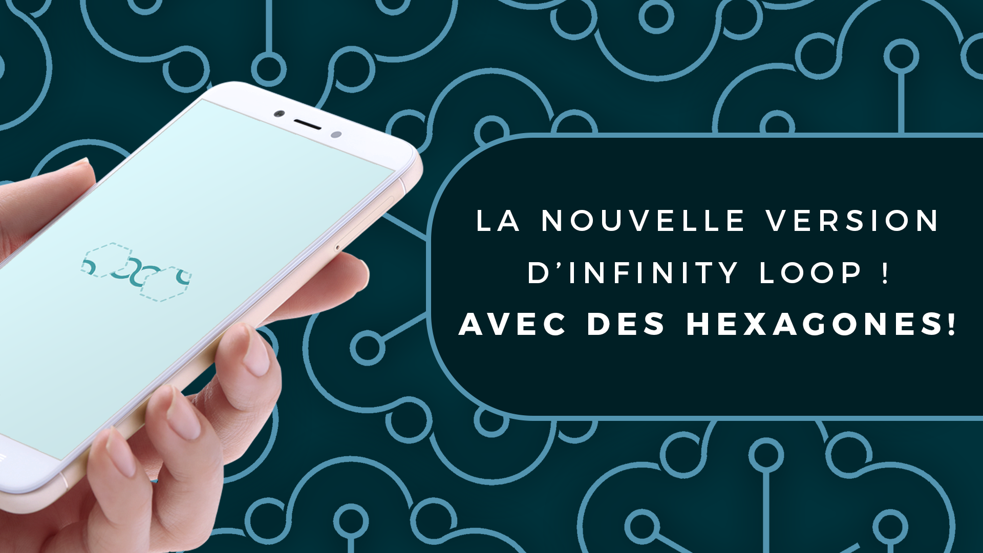 Infinity Loop Hex Amazonfr Appstore Pour Android
