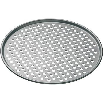 Aluminium gelocht 28 cm Lacor 67828 Pizzablech
