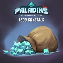 1500 Paladins-Kristalle [PC Code]