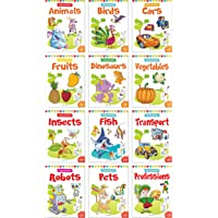 Colouring Books Boxset: Pack of 12 Copy Colour Books for Children