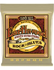 Ernie Ball Bronze Rock and Blues Acoustic Guitar Strings
