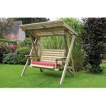 Garden Swing   Wooden Garden Swing   Swing Seat   Hammock   Garden Furniture