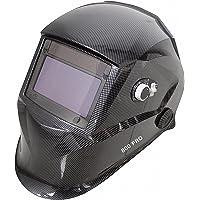 Proteco-Werkzeug® PRO 800 Automatik Schweißhelm XXL Sichtfeld Solar Schweisshelm Schweissmaske Schweißschild…