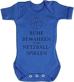 Baby Bodys//Strampler 100/% Baumwolle Ich Liebe meinen Onkel
