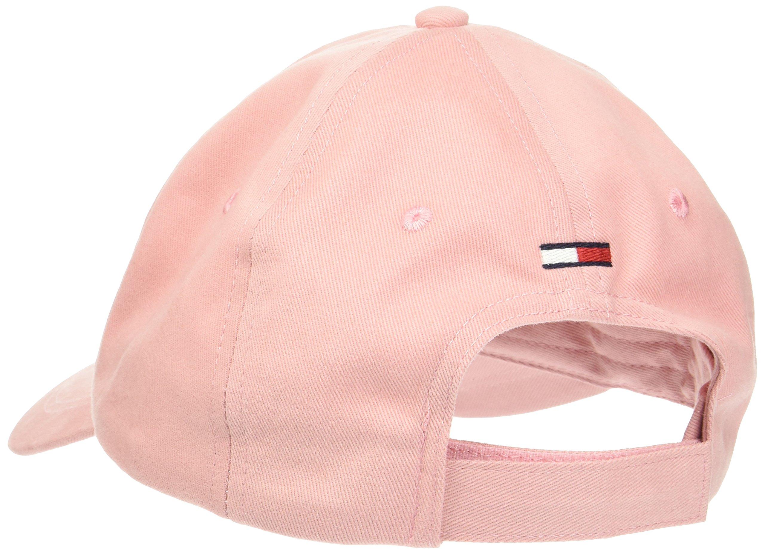 Tommy Hilfiger THD Soft Cap Gorra de béisbol, Naranja (Confetti 630), (Talla del Fabricante: Talla única) para Mujer