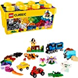 LEGO Classic ScatolaMattonciniCreativiMediaper Liberare la Fantasia, Facile da custodire, per Bambini dai 4 Anni, 10696