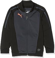 Puma Kinder Evotrg Track Jacket Jr Jacke