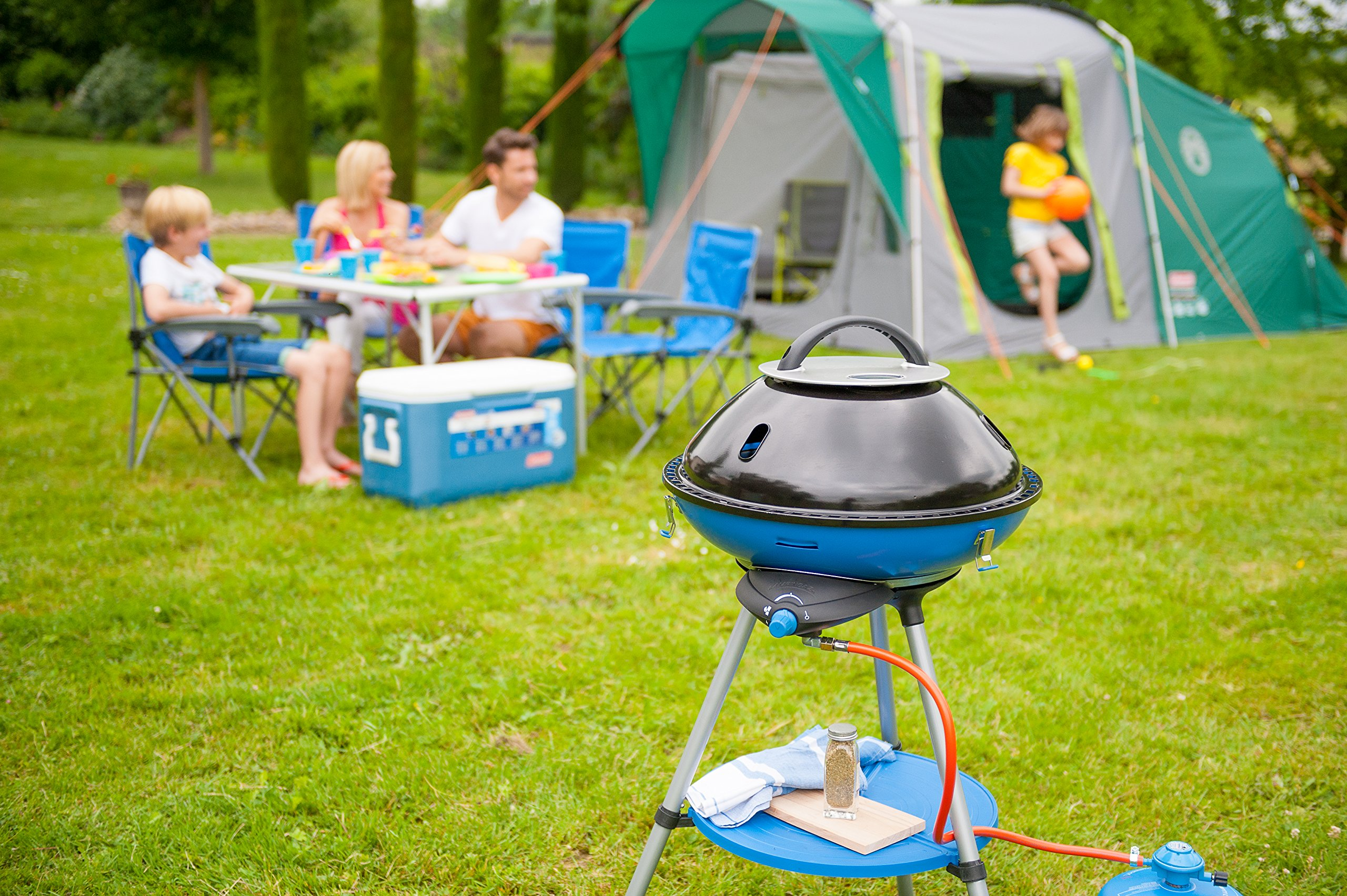 Campingaz, All in One portable Camping BBQ 16