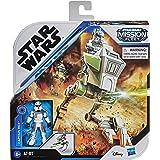 Star Wars Mission Fleet Expedition Class Captain Rex Clone Combat 6 cm schaal figuur en voertuig speelgoed voor kinderen vana