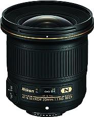 Nikon AF-S Nikkor 20mm f/1.8G ED Lens (Black)