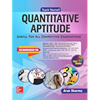 Teach Yourself Quantitative Aptitude