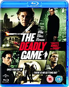 The Deadly Game [Blu-ray] [2013]