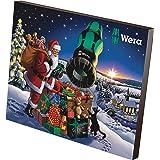 Wera Adventskalender 2020 05136601001 Verktygssats, 24 Delar
