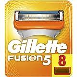 Gillette Fusion Rakblad, Paket med 8