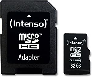 32 Gb Micro Sdhc Adapter Class 10 Speicher Karte Für Kamera