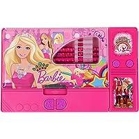 Toyvala Barbie Jumbo Pencil Box