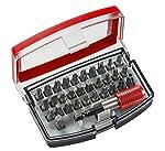 KWB 118490 Krom-Vanadyum Çelik 32 Parça Bits Ucu