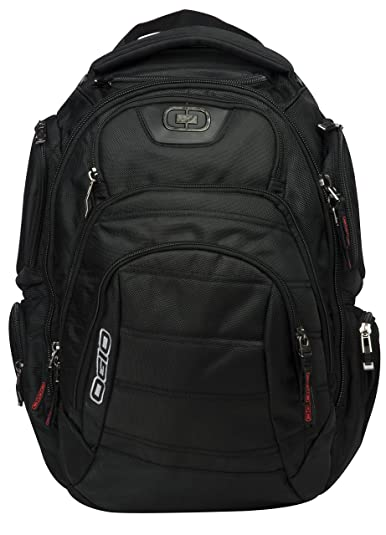 Ogio Unisex Outdoor Backpack available in Black - Size 15 Inches ...