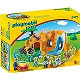 Playmobil 1.2.3 9377 Dierenpark