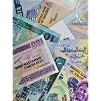 NOVELTY COLLECTIONS 30 World Currency Notes from Minimum 23 Countries