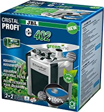 JBL Außenfilter für Aquarien, CristalProfi greenline