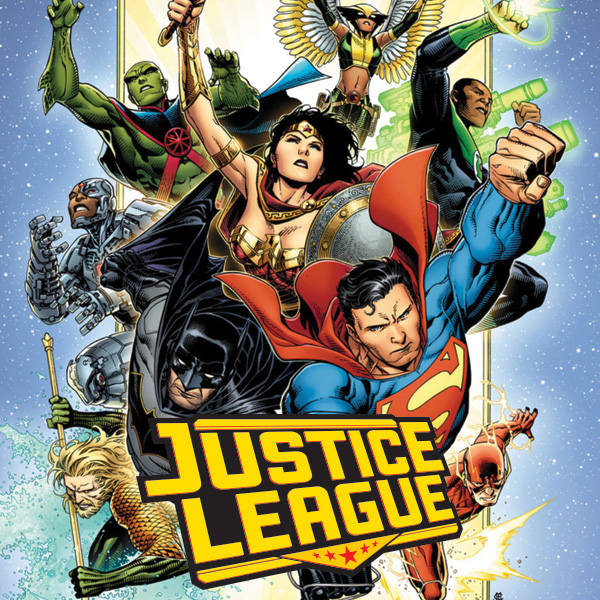 Justice League (2018-) (Collections) (3 Book Series)