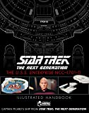 Star Trek The Next Generation: The U.S.S. Enterprise NCC-1701-D Illustrated Handbook (Star Trek Illustrated Handbooks)