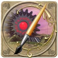 FlipPix Art - Magic Worlds