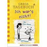 Gregs Tagebuch 4 - Ich war's nicht! (German Edition)