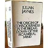 Origin of Consciousness