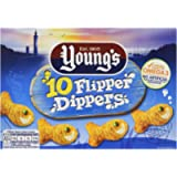Young's Flipper Dippers, Pack of 10 (Frozen)