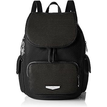 Kipling City Pack S, Women s Backpack, Schwarz (Night Black), One ... b1d7801ade