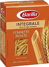 Barilla Semola Pennette Rigate Integrali - 500 gr