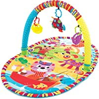 Playgro Play In The Park Activity Gym For Infant Toddler Children, Pg0184213 - Multi Color