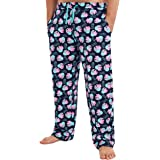 Peppa Pig Pyjamas for Men, Cotton Pajamas for Man, Pyjama Bottoms Sizes Small to 3XL, Funny Gifts for Men, Presents for Dad,