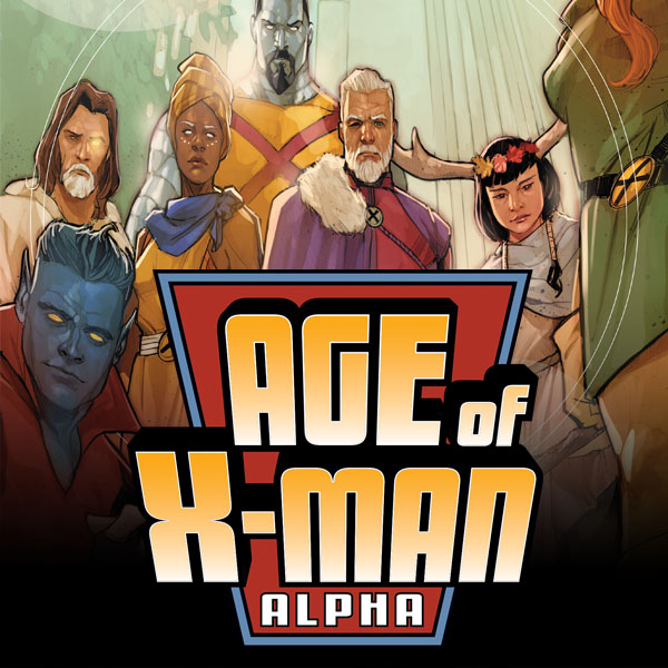 Age Of X-Man (2019) (Issues) (2 Book Series)