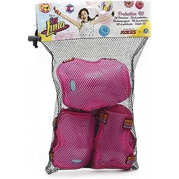 Giochi Preziosi Disney Soy Luna Kit Protezioni Bambina per Pattini, Taglia L