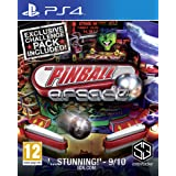 The Pinball Arcade (Exclusive Chalenge Pack Included) Ps4- Playstation 4