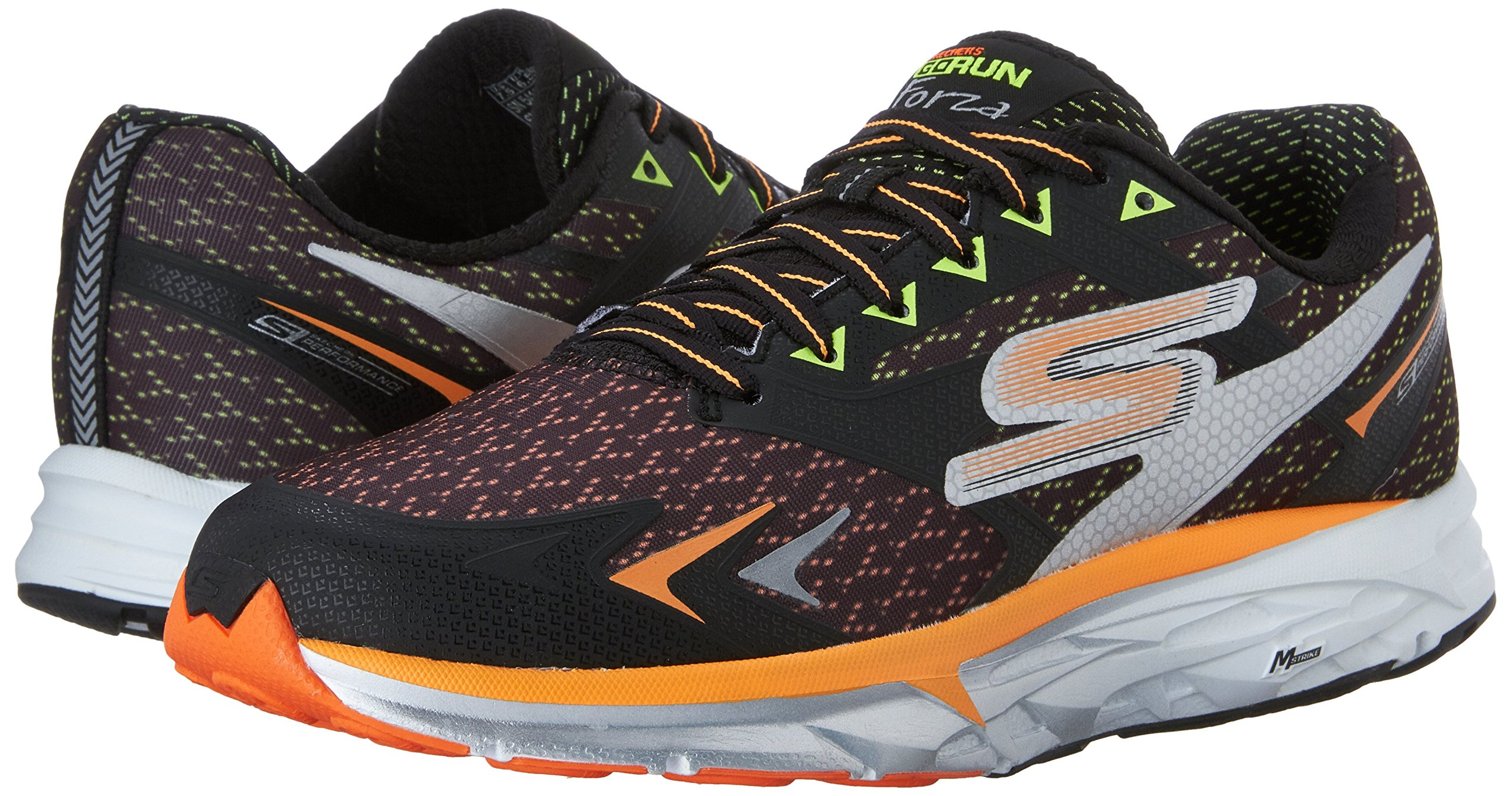 91LGjizT6vL - Skechers Men's Go Forza Running Shoes