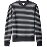Amazon Essentials Long-Sleeve Crewneck Fleece Sweatshirt Hombre