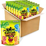 Set of 12 - Sour Patch Big Kids Soft & Chewy Candy - 9oz