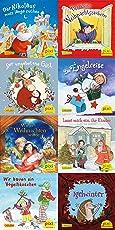 Pixi-Weihnachts-8er-Set 33: Fröhliche Weihnacht überall (8x1 Exemplar)