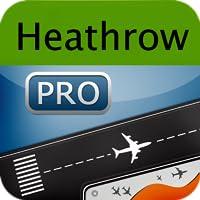 London Heathrow Airport + Flight Tracker