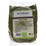 Bionsan Soja Verde Ecológica | Soja Mungo | Natural | Bolsa de 500gr