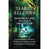 Memorias del águila y del jaguar / Memories of the Eagle and the Jaguar: La ciudad de la bestias, el reino del dragon de…