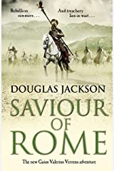 Saviour of Rome: (Gaius Valerius Verrens 7) Kindle Edition