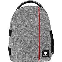 Fur Jaden Anti Theft Camera Bag for DSLR SLR Lens Accessories Waterproof Bag Case with Shock Proof Cushioning