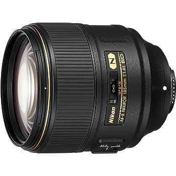 Nikon 105 mm/F 1.4 AF-S E ED Lens