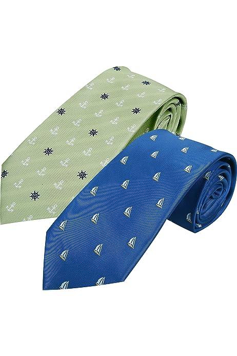 Cencibel - Corbata Banderas de España (Azul Marino): Amazon.es: Ropa y accesorios