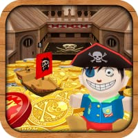 Kingdom Coins Pirate Booty Edition PRO - Dozer of Coins Arcade Game